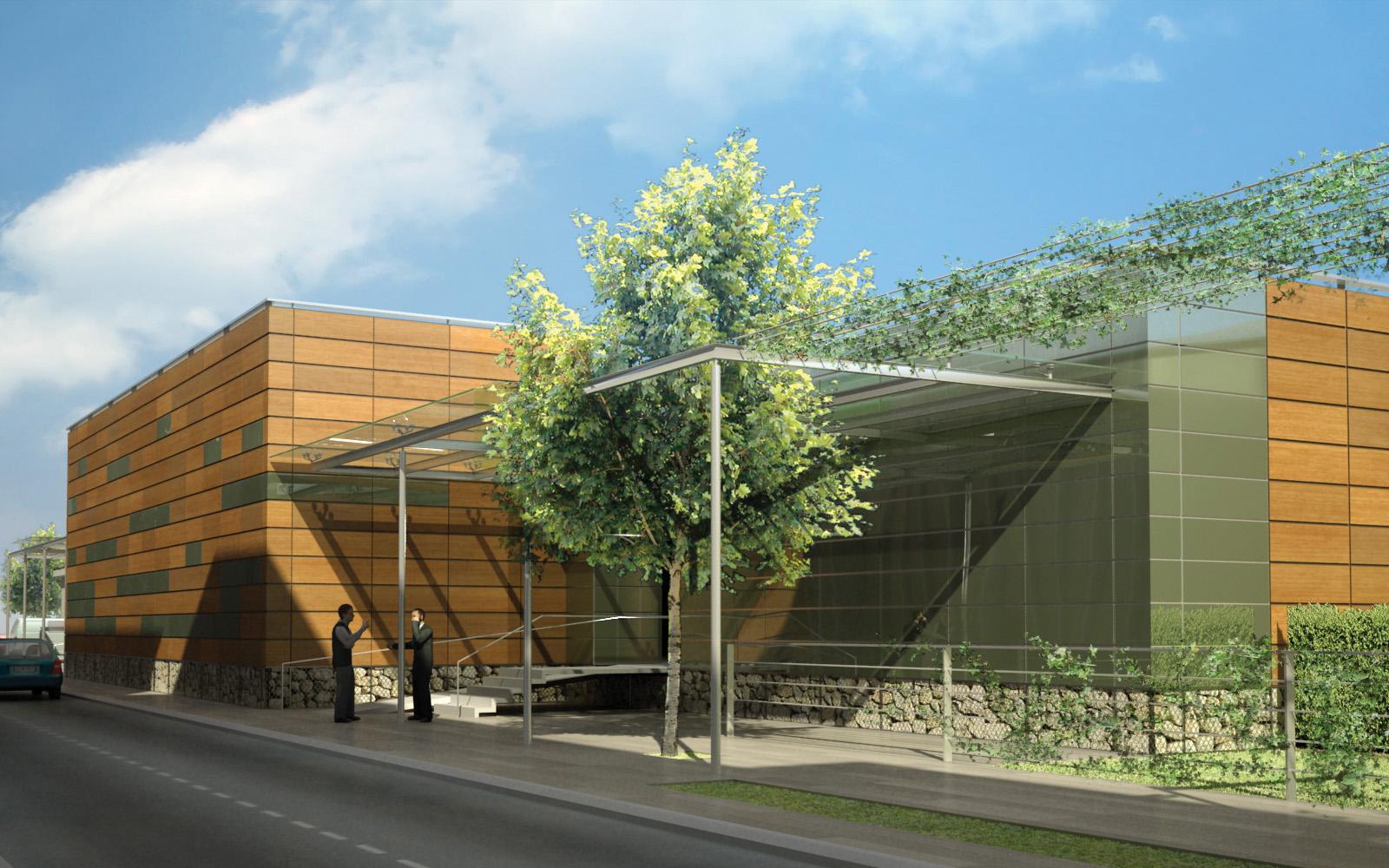 001 - Conceptual Design House
